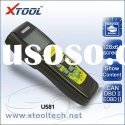 Hot sale U581 CAN OBD II/EOBD II vehicle scanner