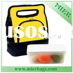 Kids cooler lunch bag with lunch box