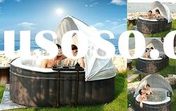 MSpa Inflatable & Portable Spa, Hot Tub Accessory Spa Canopy B0301383