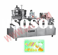 New arrival! CFRA Ice lolly Tube Automatic filling & Sealing Machine -08