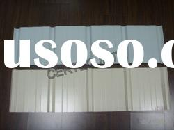Prepainted Metal Roofing Materials