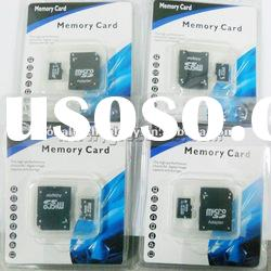 Real full capacity 4GB micro sd card