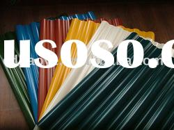 Roofing Sheet, Corrugated Steel Sheet for Roofing(roofing material)