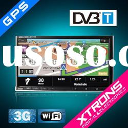TD695GD 7'' Touch Screen universal car pc with gps bluetooth wifi 3g dvb-t