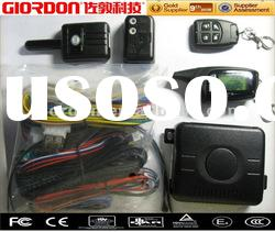TWO WAY CAR ALARM SYSTEM LCD REMOTE DISPLAY GD908
