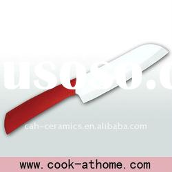 Top Quality Red blade Ceramic Knife Kitchen CK201WR/5A