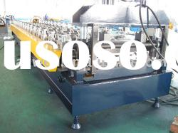 Trapezoid Roof Automatic Cold Roll Forming Machine