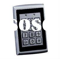 Waterproof single door Access Control Keypad