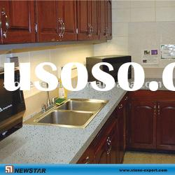 White quartz slabs artificial quartz kitchen countertops