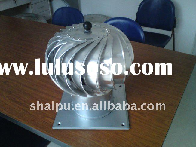 Wind Power Roof Exhaust Ventilation Fan 250mm