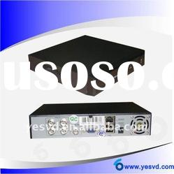 best h.264 network 4 channel standalone DVR