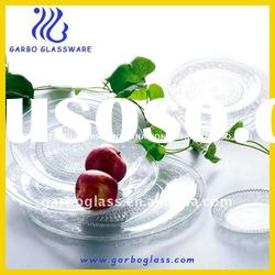 glass plate, dinnerware
