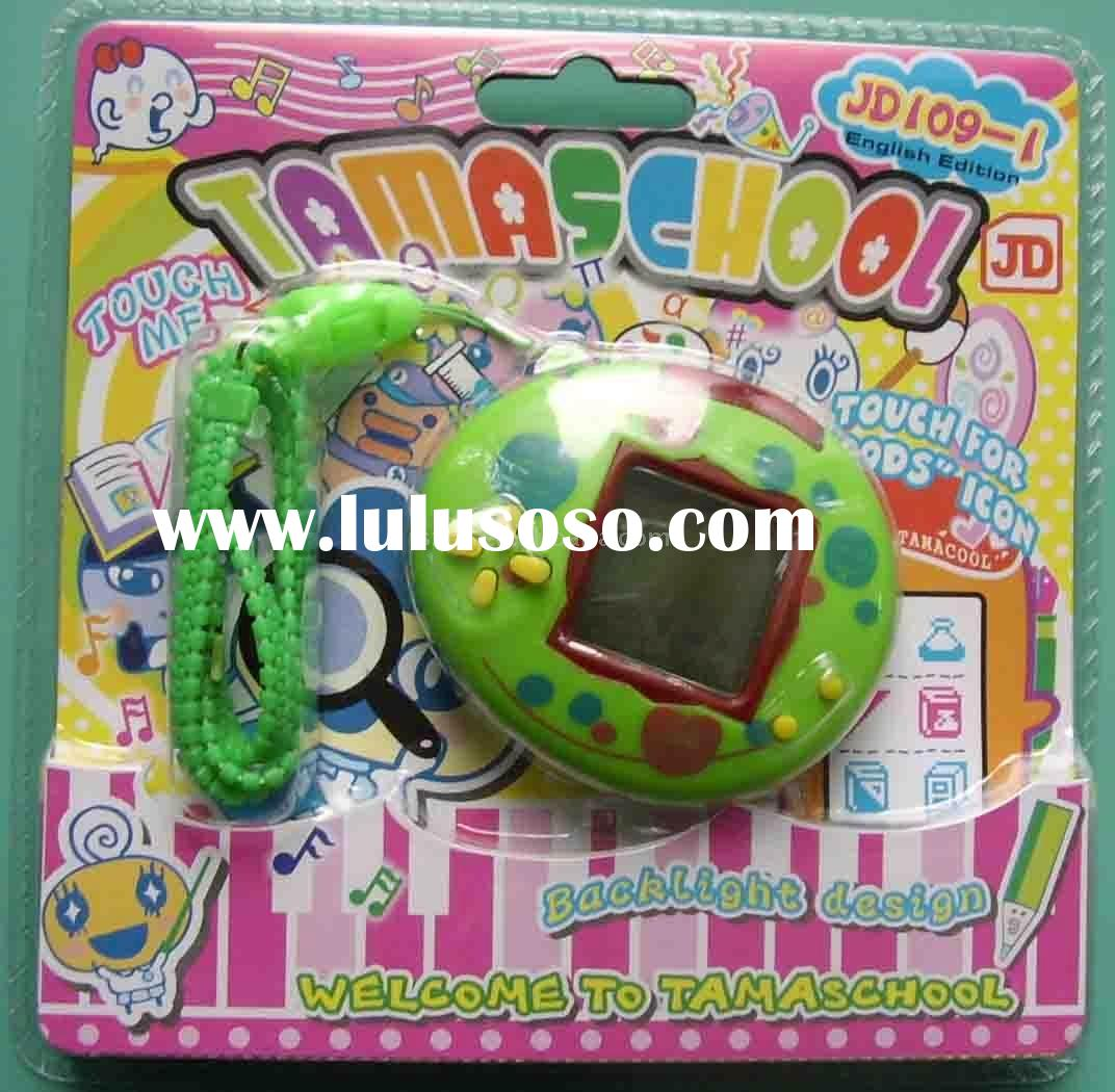 hot handheld game Infrared electronic virtual pet suit for kids.