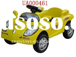 kids remote control power ride on toy car UA000461