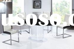 modern dining room glass dining tables