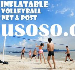 volleyball equipment(INFLATABLE & PORTABLE volleyball net)