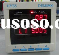 Digital Energy Meter DEM8900 with Active energy pulse output