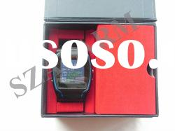 GSM GPRS GPS sport watch with SOS button
