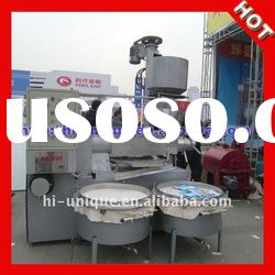 High yield rate screw sunflower oil press machine popular in Europe