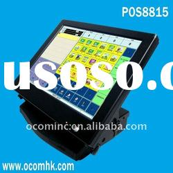 Hot Selling All-in-One 15 Inches Touch POS Terminal For restaurant cash register(POS8815)