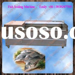 Hot Selling Stainless Steel Fish Processing Plant/SCALING