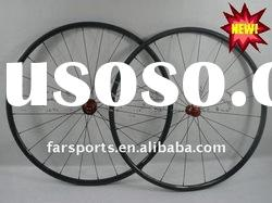 Super light 700C carbon campagnolo wheels 24mm tubular only 1023g