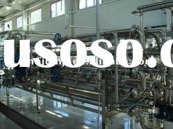 fresh tomato paste processing machine-- the processing capacity from 20t/d to 1500/d