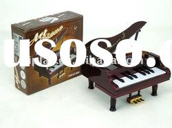 plastic toy musical instrument, bo piano with music