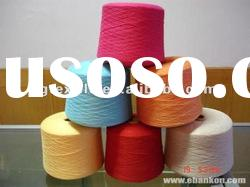 recycled cotton polyester blanket yarn