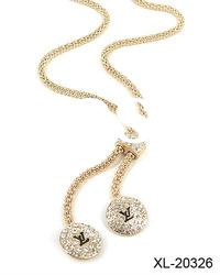 2011 yellow gold chain with diamond necklace