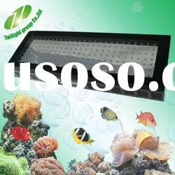 2012 Unique design with inside LCD timer and dimmer led aquarium light