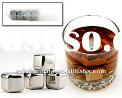 2012 hot selling stainless steel ice cube