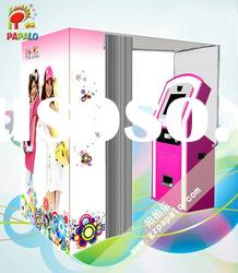 3D Party Event Rental Photo Booth