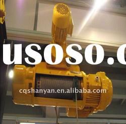 3T CD1 electric lifting hoist,wire rope hoist