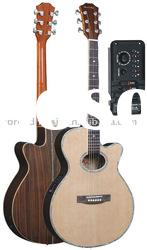 """40"""" acoustic guitar with 4-band tuner EQ W-024YDC"""