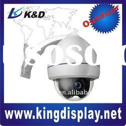 "6"" indoor/outdoor high speed ptz dome camera"