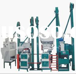 AMCT-20TPD complete set rice processing machine