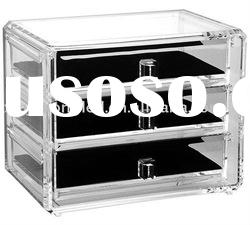 Acrylic Cosmetic Makeup Organizer or Acrylic Storage Drawer