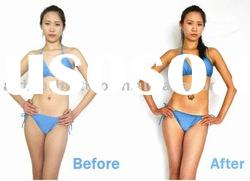 Airbrush sunless tanning solution