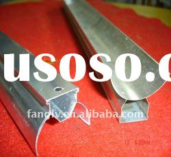 Aluminum Extruded H Channel -aluminum extrusion