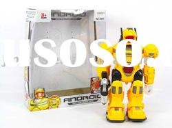 Boy Toys,Battery Operated Robot,Cartoon Figure -- AE5662