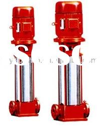 CDL stainless steel vertical multistage high pressure fire pump