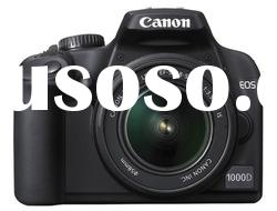 Canon EOS 1000D Kit with EF-S 18-55mm f 3 Digital Camera