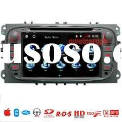 Car Stereo DVD GPS Player for Ford with Buletooth/FM/AM/RDS
