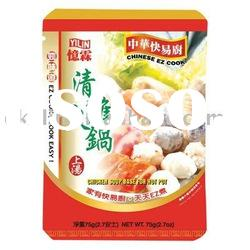 Chicken Soup Base - broth for hot pot