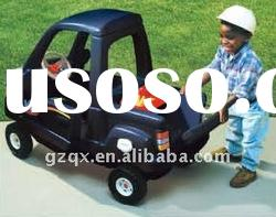 Cool black classic toy car for kids to drive (QX-11130J)