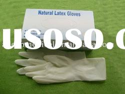 Disposable Medical Latex Surgical Glove