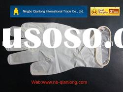 Disposable latex surgical gloves Medical gloves surgical