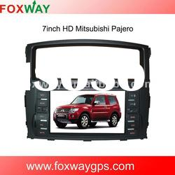 Double din Car Radio GPS for Mitsubishi Pajero