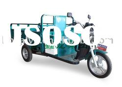 Electric cargo Tricycles three wheel motorcycle rickshaw tricycle